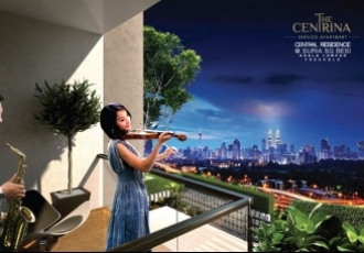 The Centrina @ Central Residence