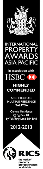 2012-2013-Award-Central-Residence-Architecture-Multiple-Residence-Malaysia