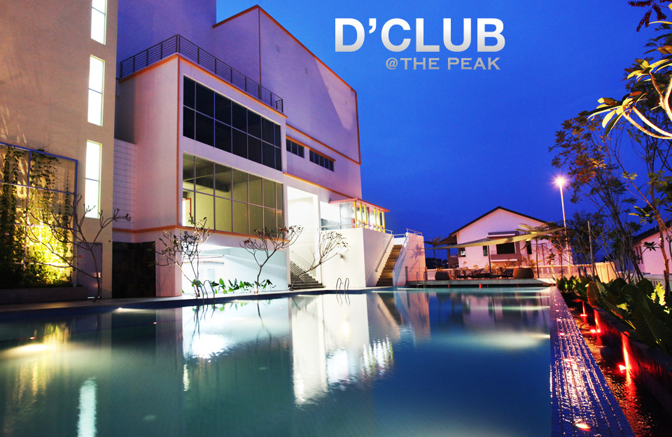 D'Club @ The Peak