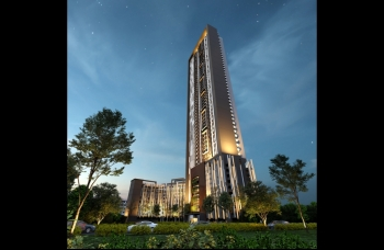 54 Storeys Apartment Suites @ Bukit Ceylon